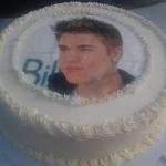 Torta Justin