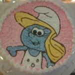 Torta Štrumfeta