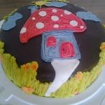 Torta Gljiva