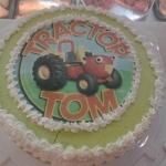 Torta Tractor Tom